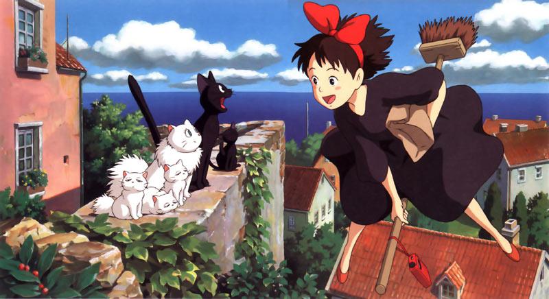 Hayao Miyazaki - Kiki