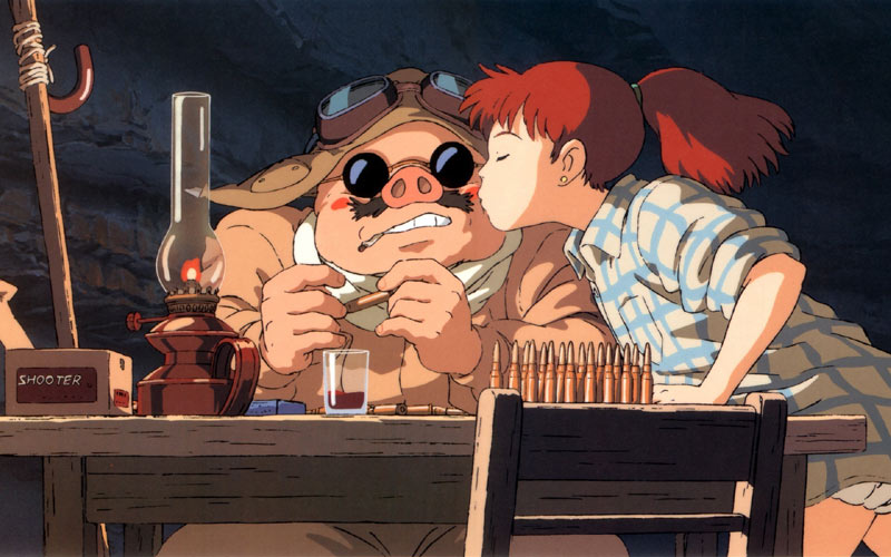 Hayao Miyazaki - Porco Rosso