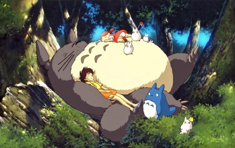 Hayao Miyazaki - Totoro