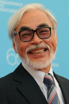 Hayao Miyazaki via FICG.mx on Flickr