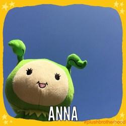 Anna - The Plush Brotherhood