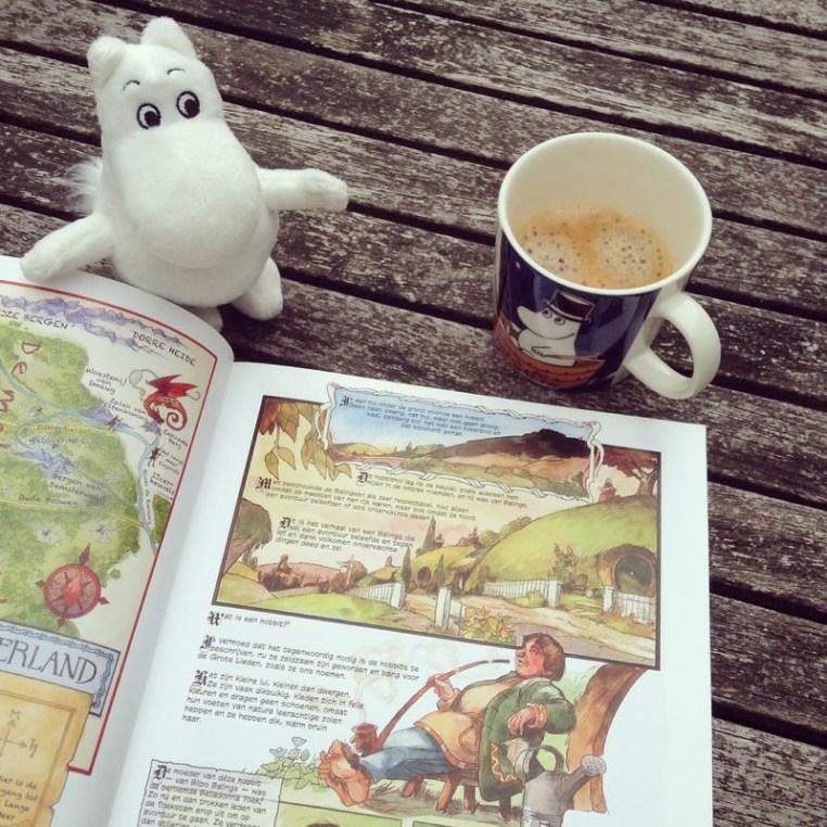 De Hobbit - first page