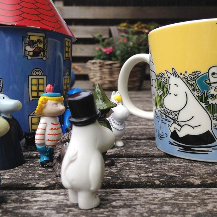 Moomin summer mug