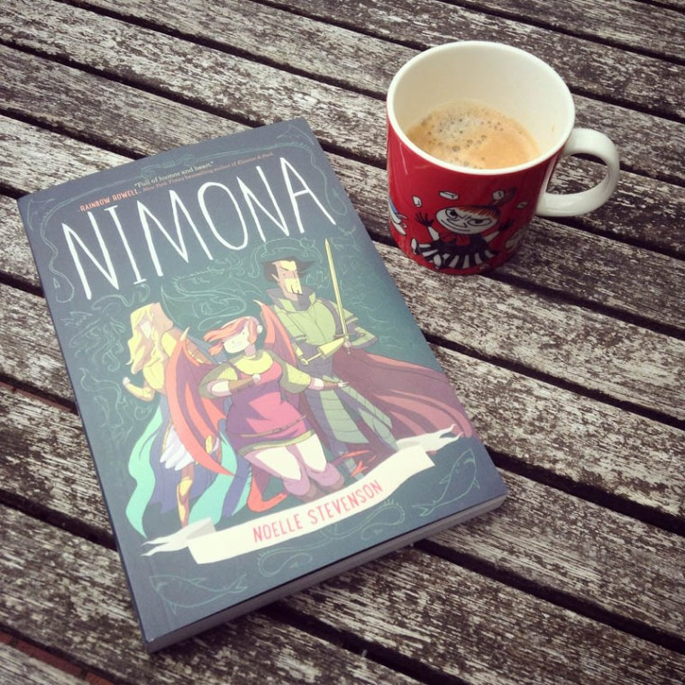 Nimona - coperta