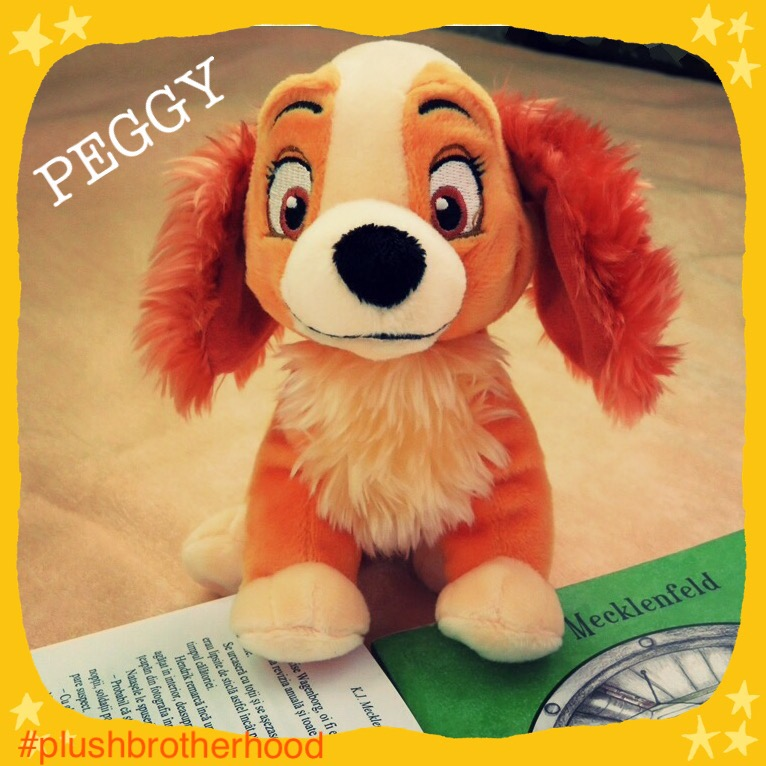 Peggy - The Plush Brotherhood