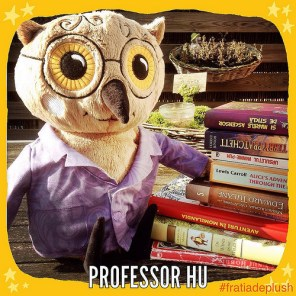 Professor Hu - The Plush Brotherhood