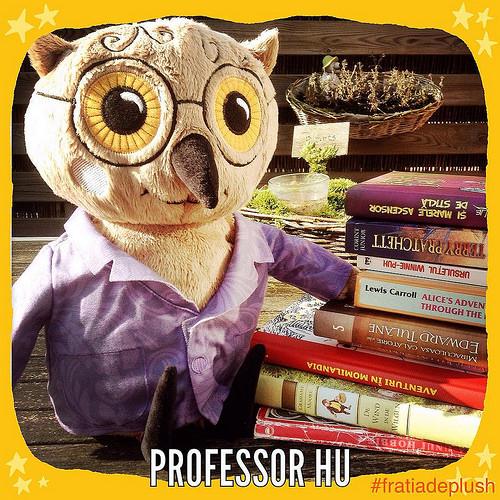Professor Hu - The Plush Brotherhood