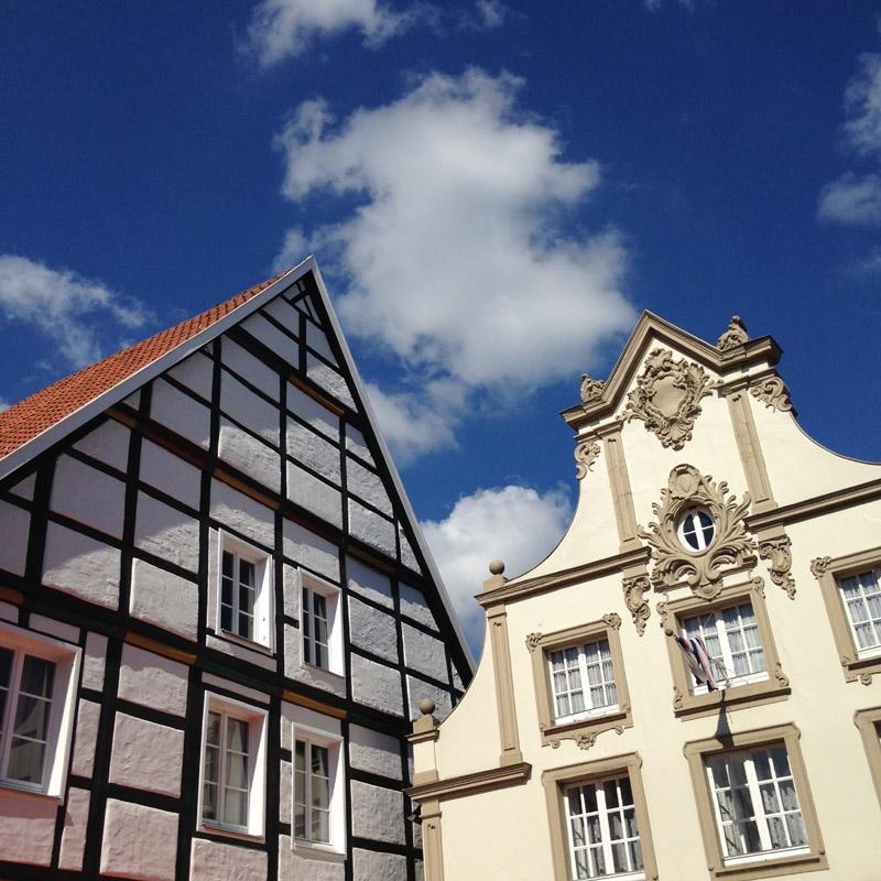 case în Warendorf