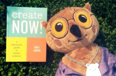 Create Now by Marlo Johnson