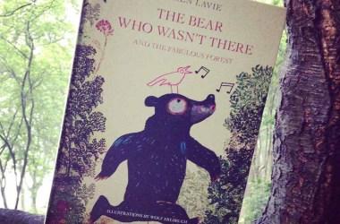 Ursul care nu era acolo și pădurea fabuloasă