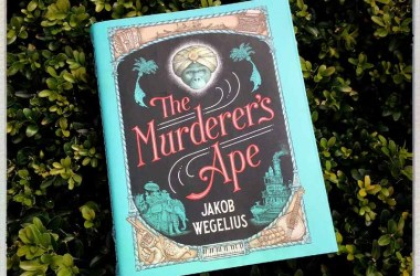 The Murderer's Ape - Jakob Wegelius - cover