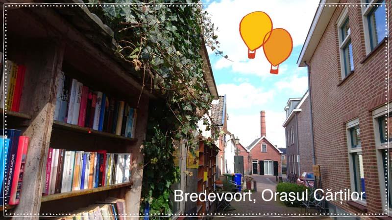 Bredevoort - Orașul Cărților