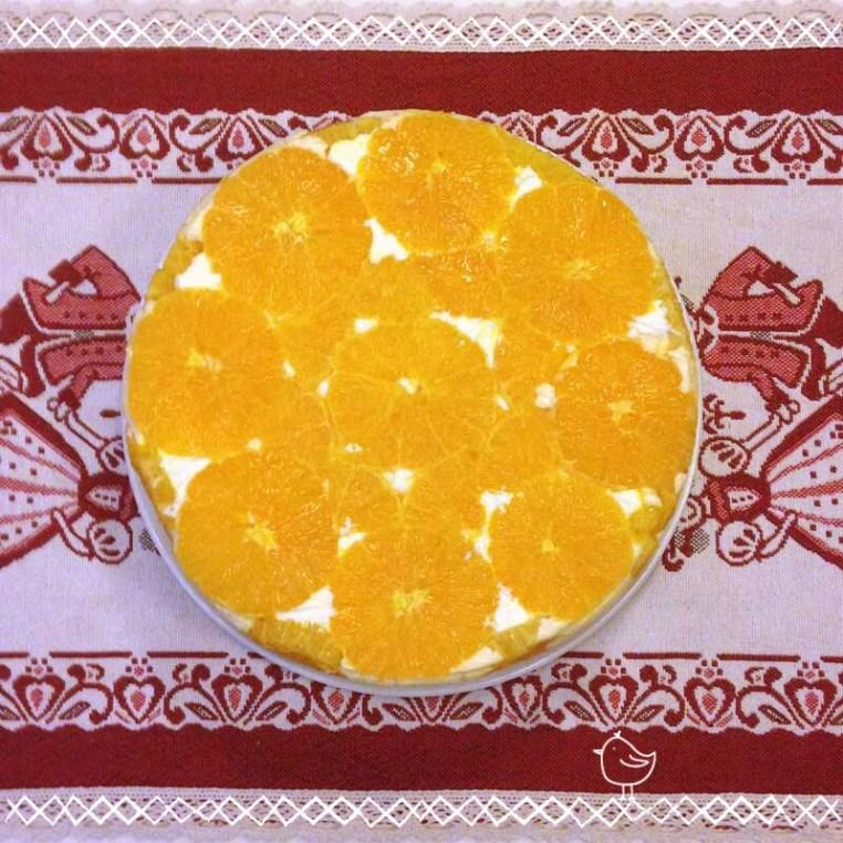 tortul de portocale al lui Knopf