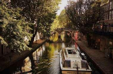 canal din Utrecht