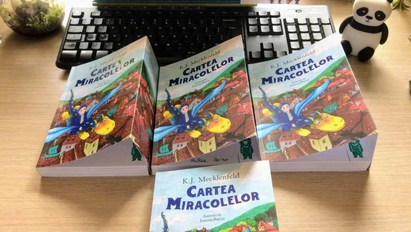 Cartea Miracolelor a ajuns in Olanda