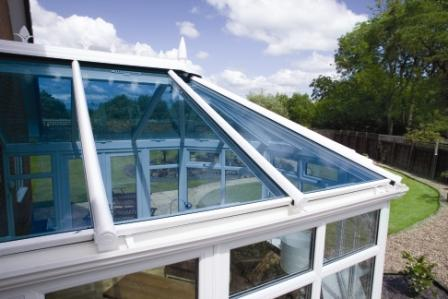Plikington Activ Self Cleaning Glass In Conservatory Roofs
