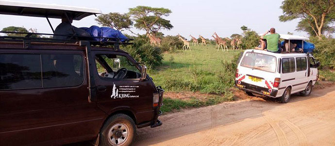 Kidepo Valley and Murchison Falls National Park