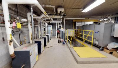 Douglas County Maintenance Facility 3D Model