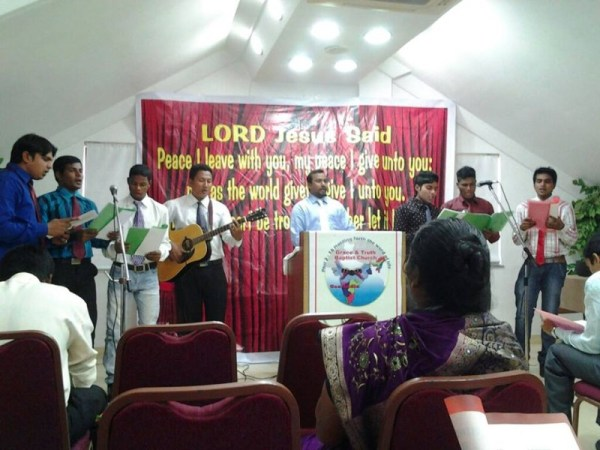 Grace and Truth Baptist Church - Panjim, India » KJV Churches
