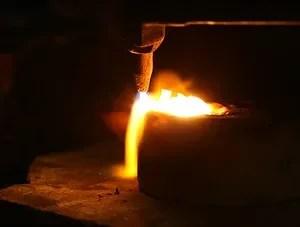 金属の熱処理