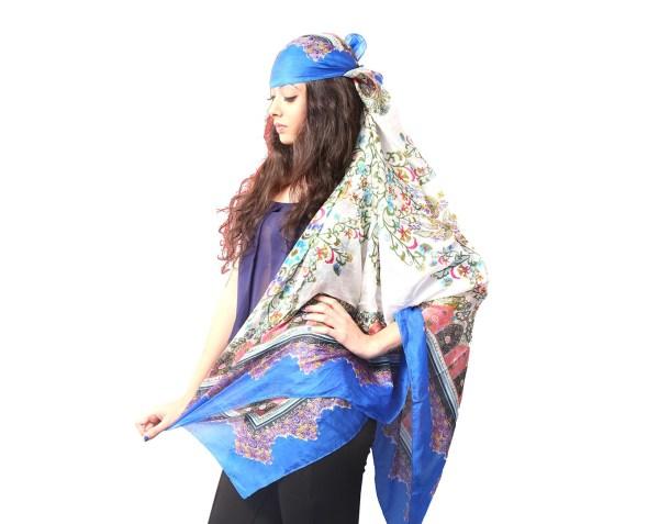 Silk Scarves Manufacturers