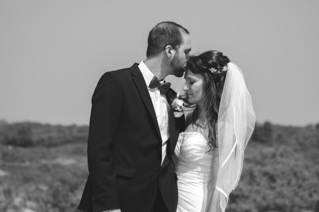 bruidsfotografie door