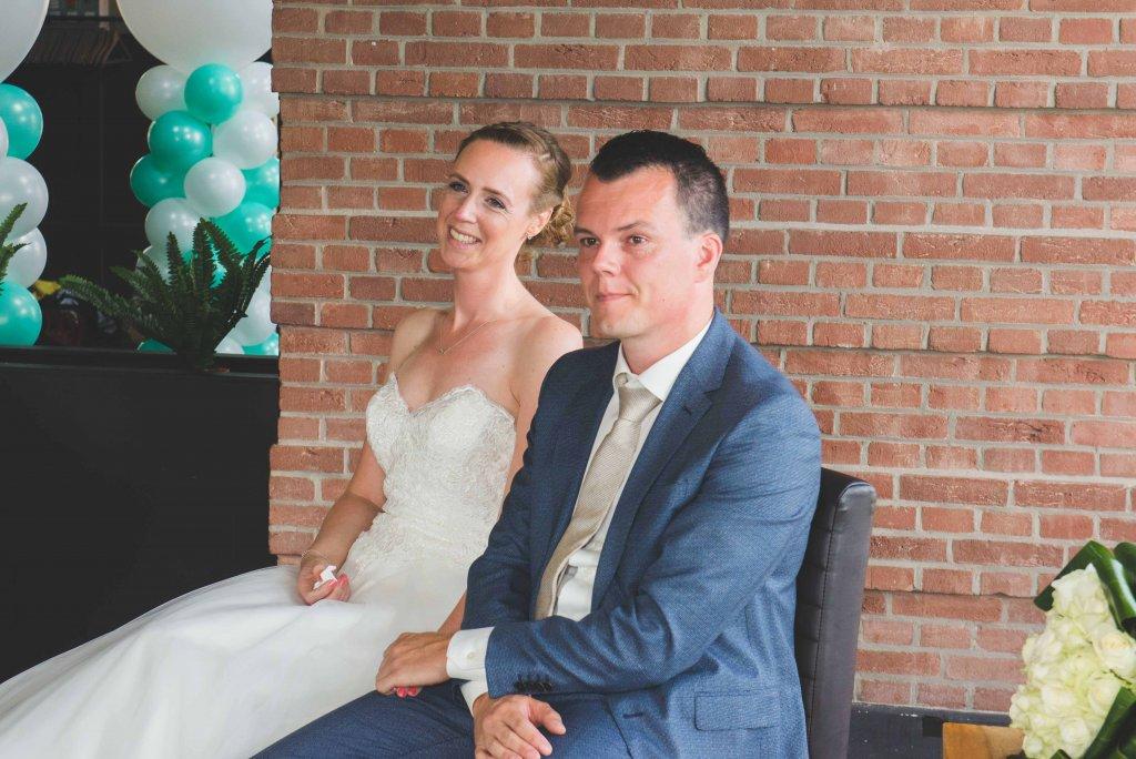 huwelijksceremonie Fortezza Hellevoetsluis