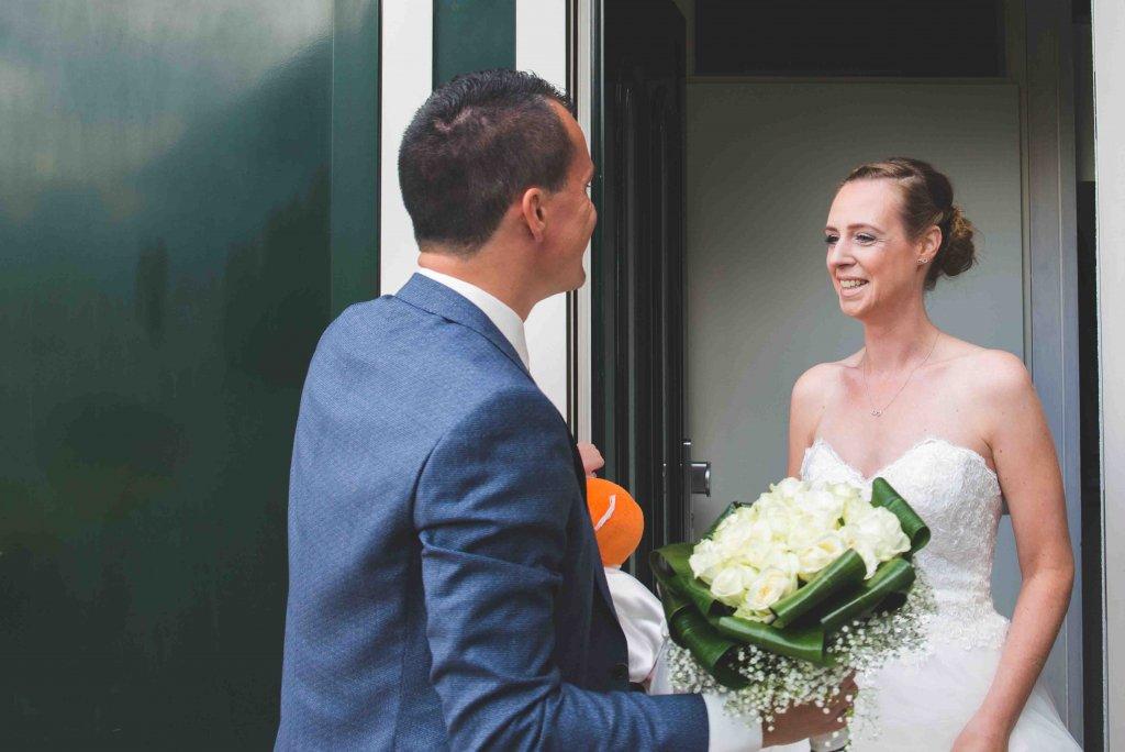 trouwen eerste ontmoeting