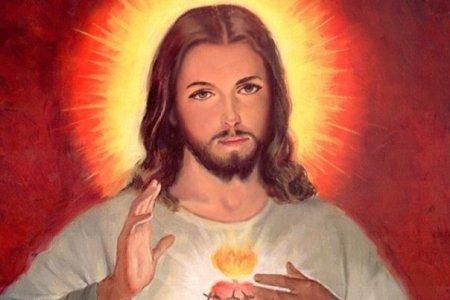 Uroczystość Najświętszego Serca Pana Jezusa piątek 23 czerwca