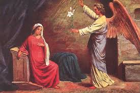 Msza święta - Zwiastowanie Pańskie 09.04.2018 godz. 20.00