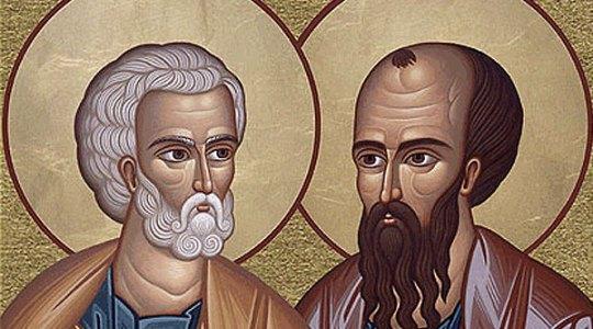 Uroczystość Świętych Piotra i Pawła 29.06.2021
