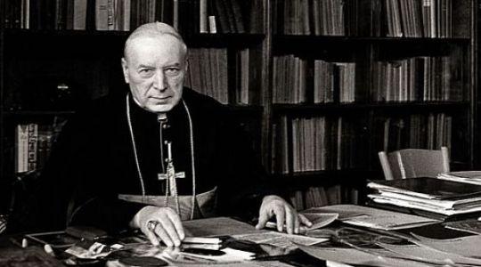 Panie abym mógł odprawić Mszę świętą choć kilka razy w życiu ... wspomnienia Sługi Bożego Stefana kardynała Wyszyńskiego.