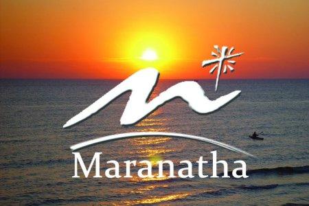Marana Tha – Przyjdź Panie Jezu.