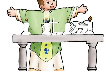 Jezus naszym ratownikiem a pomocnikiem Jezusa jest kapłan