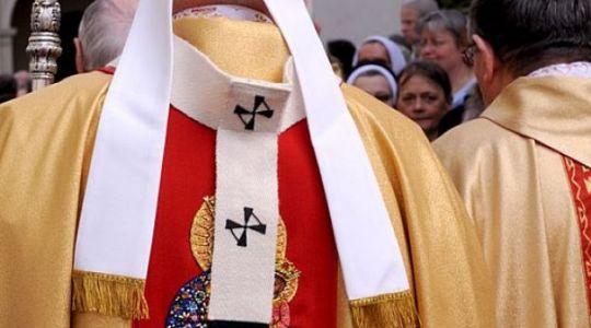 Uroczystość wręczenia paliusza dla nowych arcybiskupów