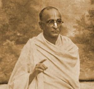 Bhaktisiddhanta Ragalekha
