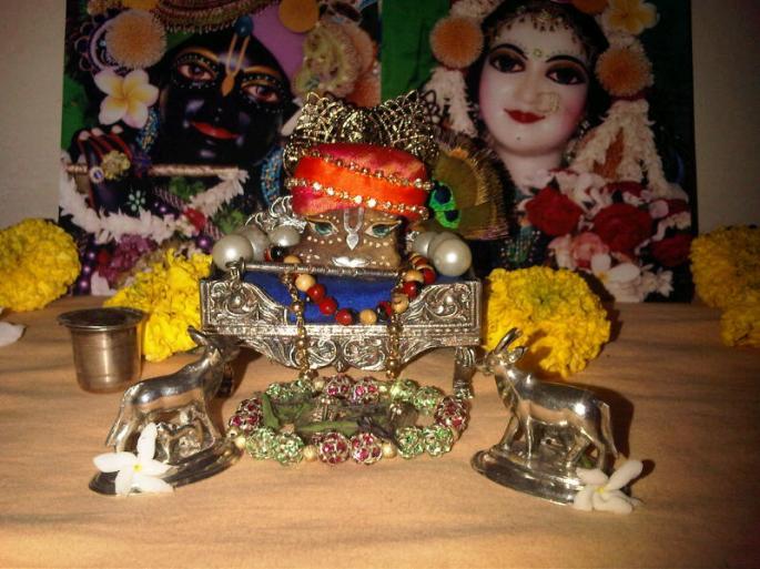 November - Mayapur IV