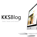 kksblog website updates new improved