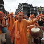 KKS during Queensday Harinama