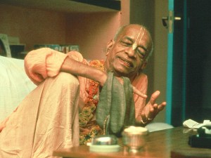 prabhupada chanting and talking
