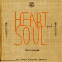 Front cover Heart and Soul Audio Album