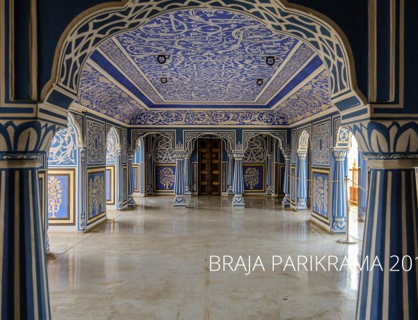Jaipur Adventures – part 3 – Braja Parikrama 2019