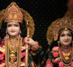 Only a spark of Lord Rama's total splendour