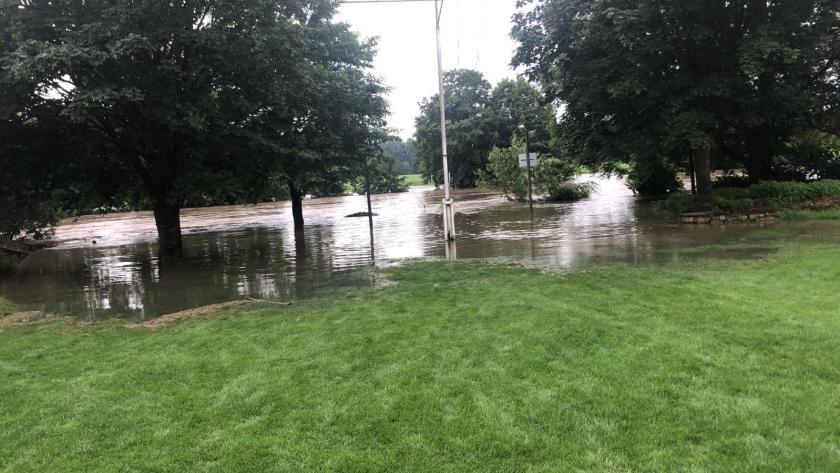Sommer-Hochwasser 2021