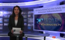 EU-Gerichtshof ist eine Gefahr für CH Volksentscheide