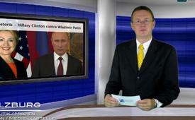 Kriegsrhetorik - Hillary Clinton contra Wladimir Putin
