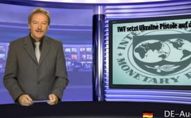 IWF setzt Ukraine Pistole auf die Brust