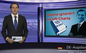 Obama ignoriert die UN-Charta