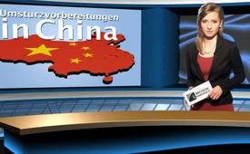 Umsturzvorbereitungen in China