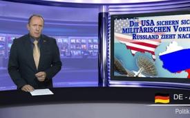USA sichert sich militärischen Vorteil – Russland zieht nach